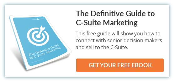 C-Suite Marketing eBook