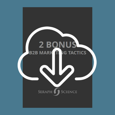 B2B Marketing Bonus - 2 More Tactics