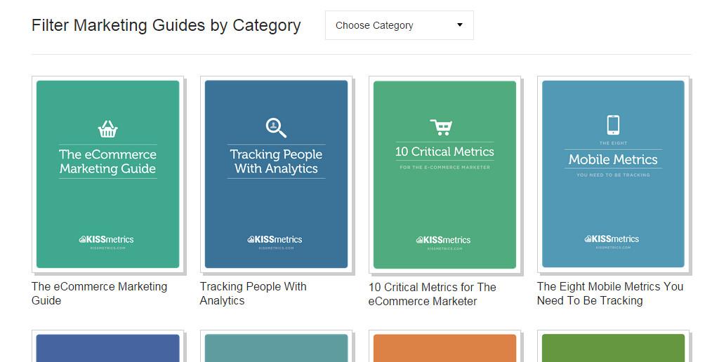 Marketing eBook Library