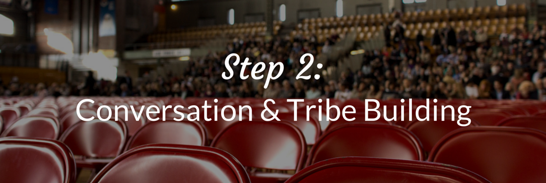 Thought Leadership Marketing Conversation & Tribe Building
