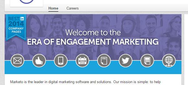 LinkedIn Marketing Company Image