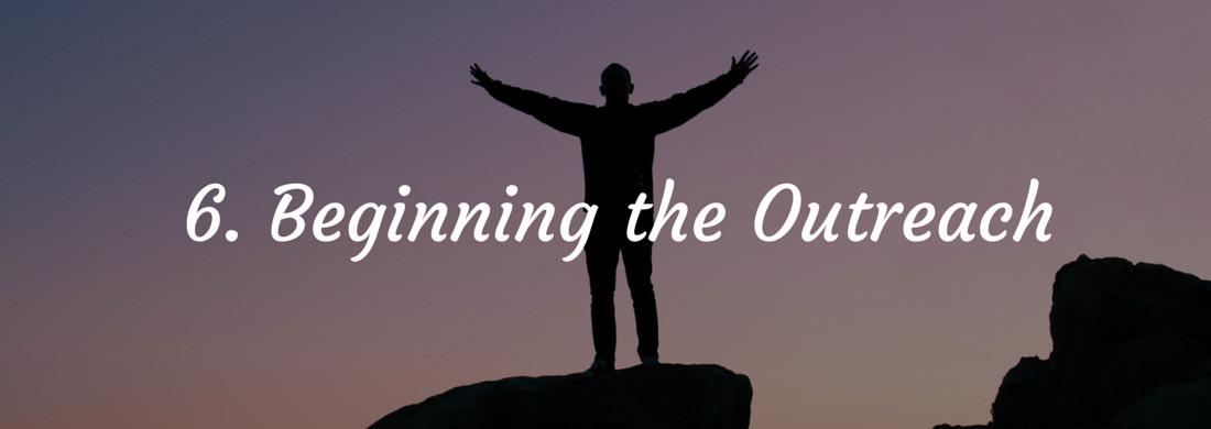 Influencer Marketing – Beginning the Outreach