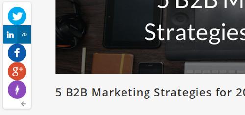 Influencer Marketing – Social Shares