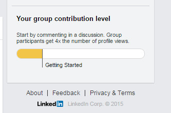 B2B Marketing Tactics - Group Getting Started