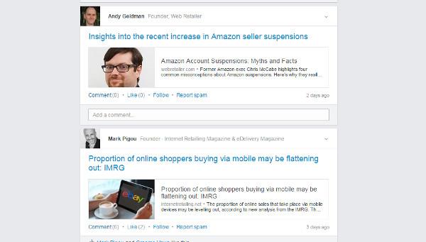 B2B Marketing Tactics - LinkedIn Group Discussions